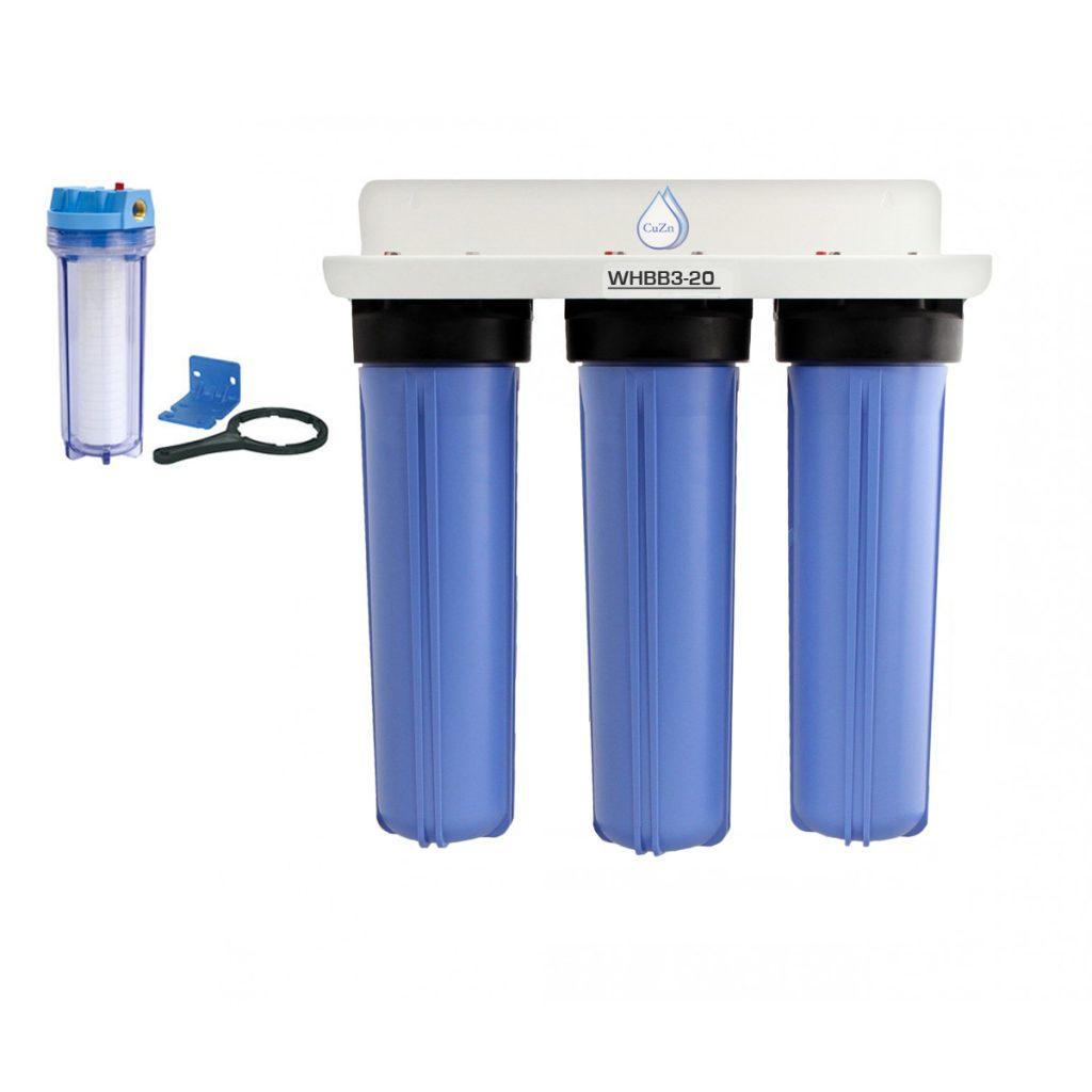Ar naudojate kokybišką vandenį
