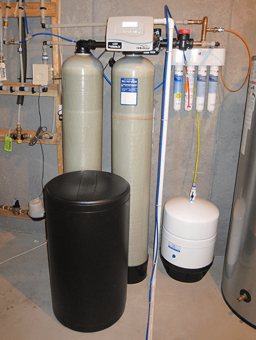 Vandens filtrai namams ir biurui